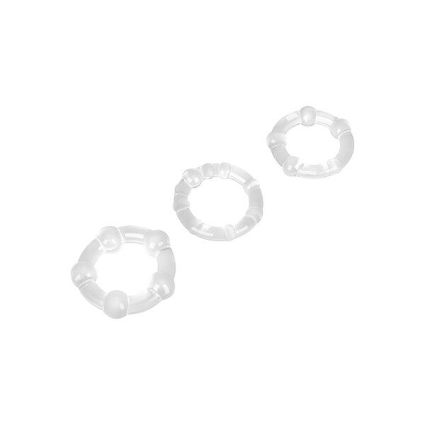 Intensity Rings - Péniszgyűrű szett