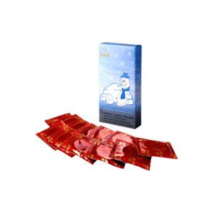 Cold Moments - Hűsítő hatású óvszer 12 db