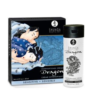 Dragon Sensitive - Pénisz stimuláló krém