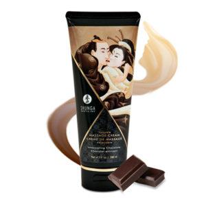 Csokoládé masszázskrém