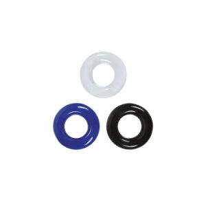 STAMINA RINGS - Péniszgyűrű 3 db
