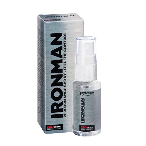Ironman - Ejakuláció késleltető spray