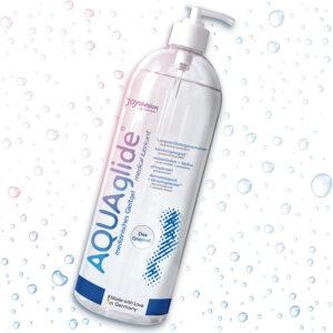 Aquaglide - Vízbázisú síkosító 1000 ml