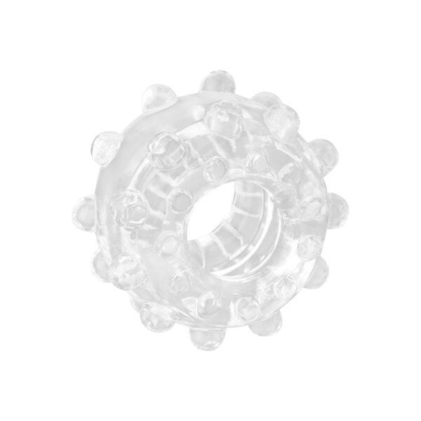 Power Plus – Rücskös péniszgyűrű
