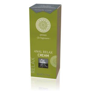 Anal Relax Cream - Anál relax krém kezdőknek 50ml