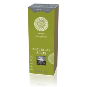 Anal Relax Spray - Anál relax spray kezdőknek 50ml