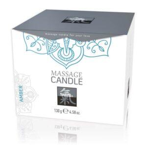 Massage Candle-Amber - Masszázsgyertya borostyán