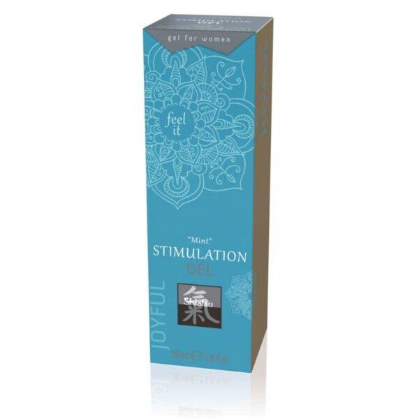 Stimulation Gel - Mint - Stimuláló gél 30ml