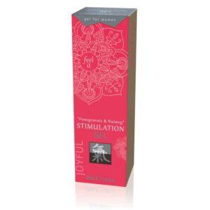 Stimulation Gel - Pomegranate&Nutmeg - Stimuláló gél