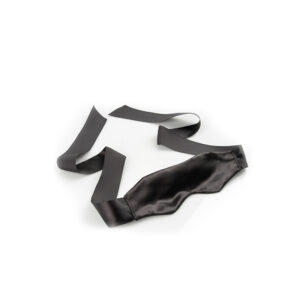 Satin Blindfold - Erotikus szemmaszk